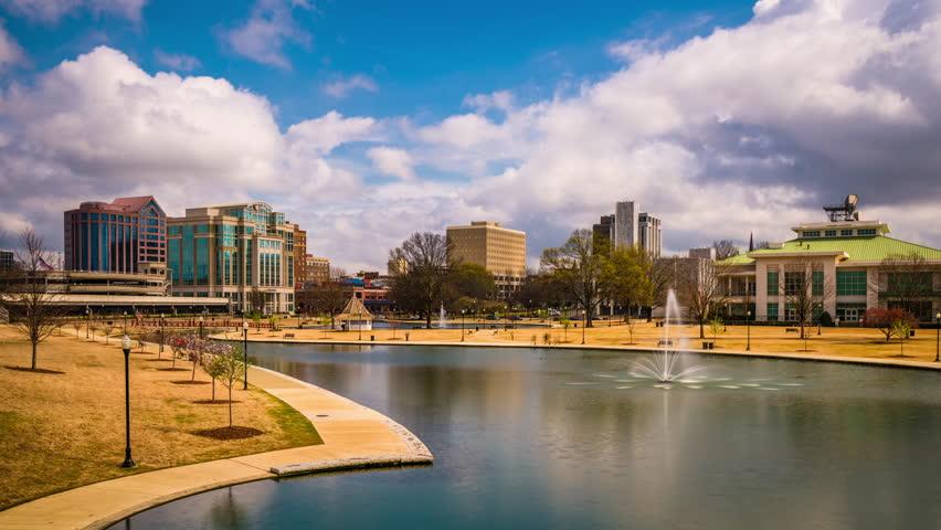 Tujuan Liburan Di Negara Bagian Alabama
