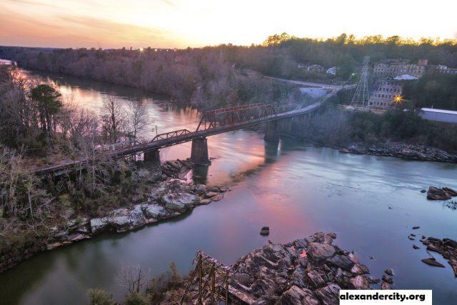 Awal Mula Kota Alexander, Alabama