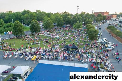 Lineup Diumumkan untuk 2021 Alexander City Jazz Fest
