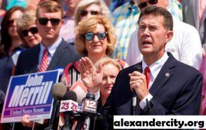 Masa Depan Cerah John Merrill Dalam Politik Alabama