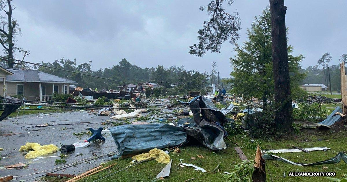 Tropical Weather Alabama