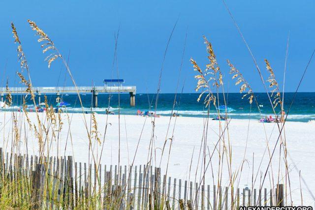 5 pantai Yang Banyak Di Kunjungi di Alabama