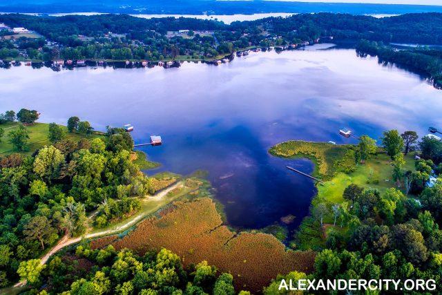 15 Daftar Danau Terbaik di Alabama