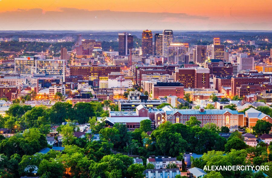 Kota Birmingham Alabama Kini Menjadi Bintang Baru Wisata Alabama