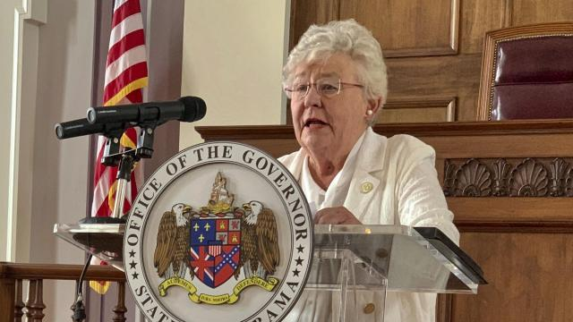 Alabama mencoba menggunakan dana bantuan COVID untuk penjara baru